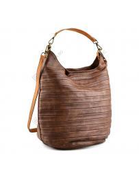 Кафява дамска ежедневна чанта Sammi