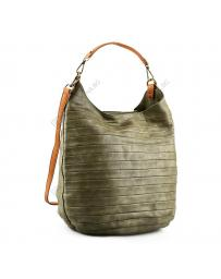 Зелена дамска ежедневна чанта Pinar