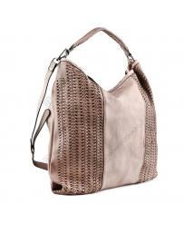 Розова дамска ежедневна чанта Jacomina