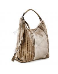 Кафява дамска ежедневна чанта Ilda