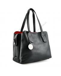 Черна дамска ежедневна чанта Loviisa