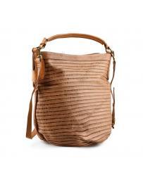 Кафява дамска ежедневна чанта Diantha