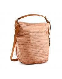 Розова дамска ежедневна чанта Earleen