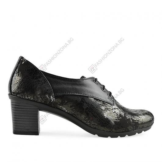 Черни дамски ежедневни обувки Andrina
