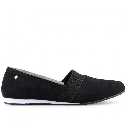 Черни дамски ежедневни обувки Sherri