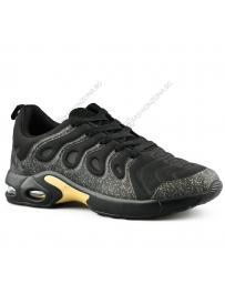 Черни мъжки ежедневни обувки Aimar