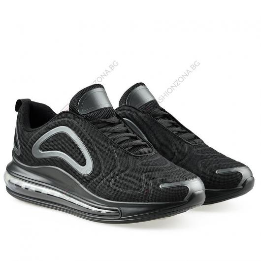 Черни дамски ежедневни обувки Mahtab