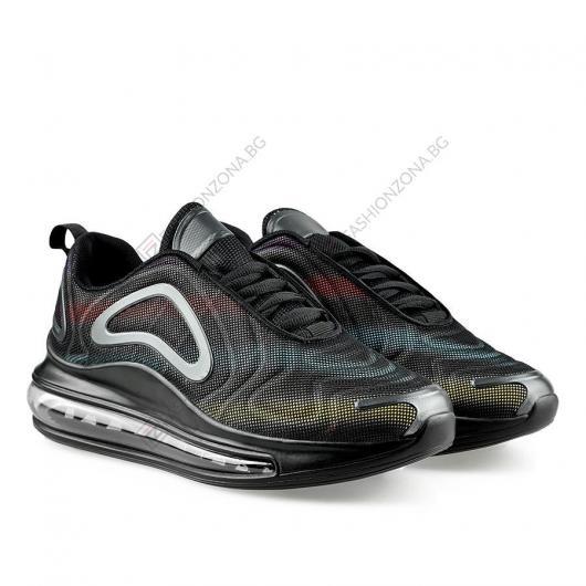 Черни дамски ежедневни обувки Mahin