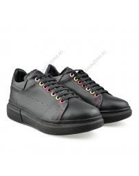 Черни дамски ежедневни обувки Miren