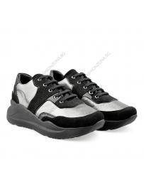 Черни дамски ежедневни обувки Dalmatia
