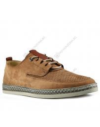 Кафяви мъжки ежедневни обувки Noma