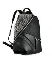 Черна дамска ежедневна чанта Ning