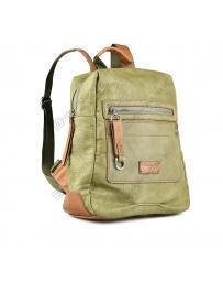 Зелена дамска ежедневна чанта Kashi