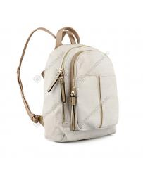 Бяла дамска ежедневна чанта Nari