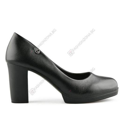 Черни дамски елегантни обувки Laurissa