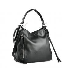 Черна дамска ежедневна чанта Malai