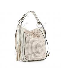 Бeжова дамска ежедневна чанта Nomalanga