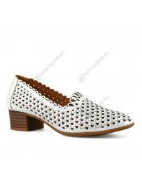 Бели дамски ежедневни обувки Seonaid