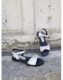 Черни дамски ежедневни сандали Emmalynn