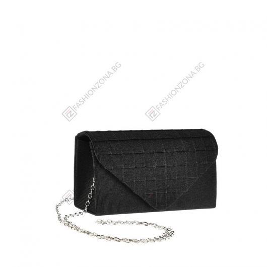 Черна дамска елегантна чанта Zowie