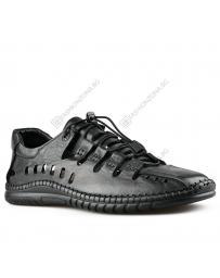 Черни мъжки ежедневни сандали Franco
