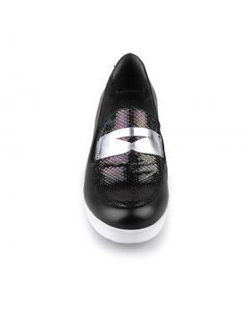 Черни дамски ежедневни обувки Janaki в online магазин Fashionzona