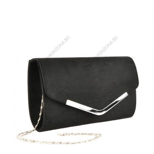 Чернадамска елегантна чанта Hilaria