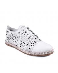 дамски ежедневни обувки бели 0127645