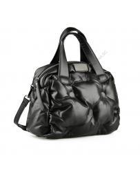 Черна дамска ежедневна чанта Oriana