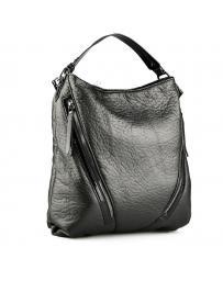 Черна дамска ежедневна чанта Takisha