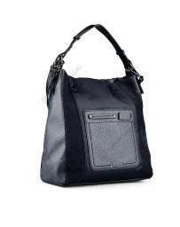 Синя дамска ежедневна чанта Duvessa