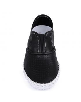 Черни дамски ежедневни обувки 0127602 в online магазин Fashionzona