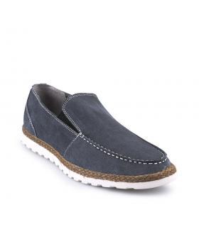Сиви мъжки ежедневни обувки 0123012 в online магазин Fashionzona
