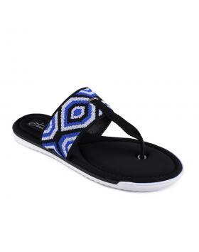 дамски ежедневни чехли сини 0126759 в online магазин Fashionzona