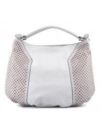 Бяла дамска ежедневна чанта Roana в online магазин Fashionzona