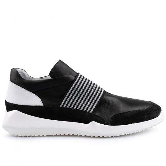 Черни мъжки ежедневни обувки Henrique