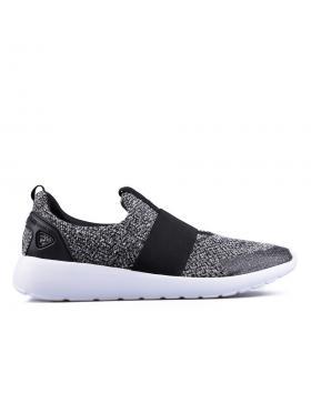 Черни дамски кецове 0128151 в online магазин Fashionzona
