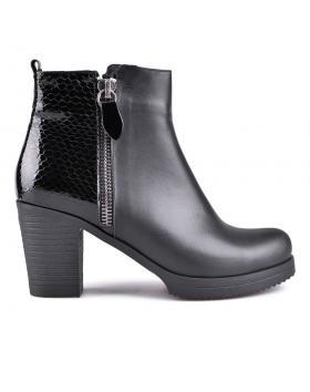Черни дамски ежедневни боти Allegra в online магазин Fashionzona
