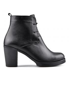 Черни дамски ежедневни боти 0128897 в online магазин Fashionzona