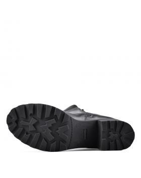 дамски ежедневни ботуши черни 0128911