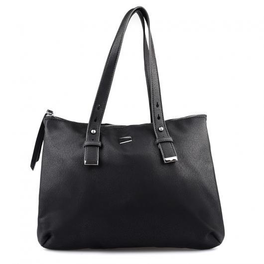Черна дамска ежедневна чанта Torey