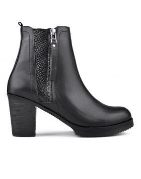 Черни дамски ежедневни боти 0128898 в online магазин Fashionzona