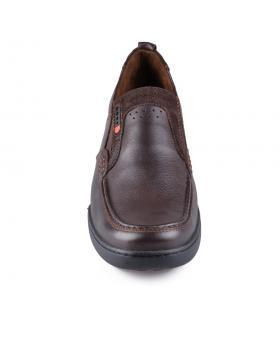 Кафяви мъжки ежедневни обувки 0128774 в online магазин Fashionzona