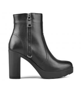 Черни дамски ежедневни боти 0128812 в online магазин Fashionzona