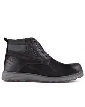 Черни мъжки ежедневни боти 0128796 в online магазин Fashionzona