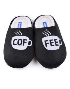 дамски пантофи черни 0128577 в online магазин Fashionzona