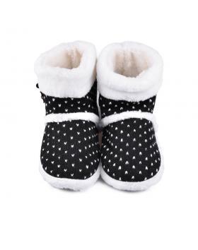 дамски пантофи черни 0128571 в online магазин Fashionzona