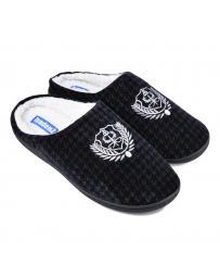 Сини мъжки пантофи Jose в online магазин Fashionzona