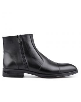 мъжки ежедневни боти с топъл хастар черни 0129027 в online магазин Fashionzona