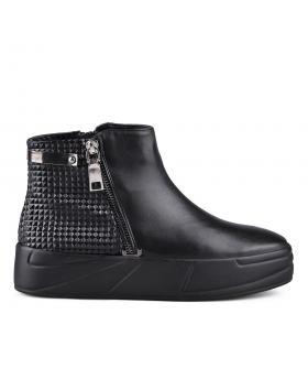Черни дамски ежедневни боти Cherisse в online магазин Fashionzona